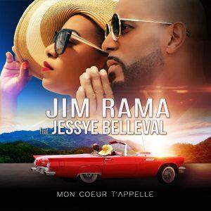 Jim Rama Feat Jessye Belleval - Mon cœur t'appelle