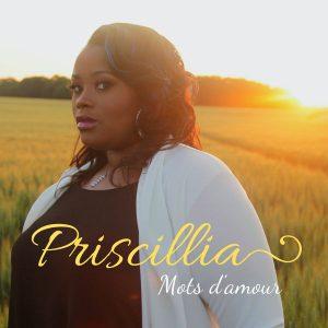 Priscillia - Mots d'amour