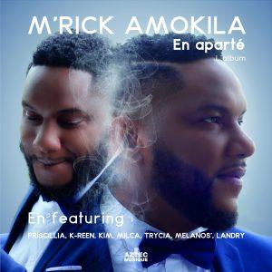 Cover - En aparté L'album - M-Rick Amokila Feat-80