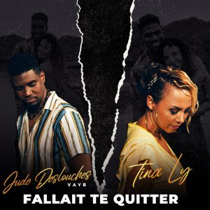 TINA LY - Fallait te quitter - Cover 3000