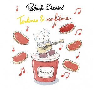 Patrick Basset - Tartines et Confiture
