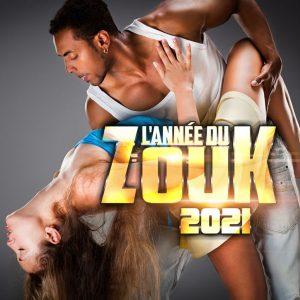 L'ANNÉE DU ZOUK 2021 COVER